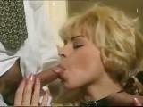 Blonde Double Penetration