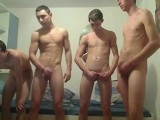 Group Of Hot Teens