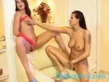 Lesbian Pussy Masturbation 2