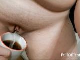 Amateur Drinks Pee Flavored Tea!