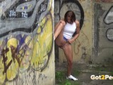 Got2Pee – Standing Pee Compilation 001