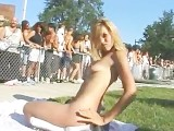 Nude Girls In Public