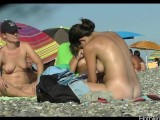 Naked Beach Ladies Spycam HD Video