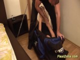 Flexi Real Teen Doll Anal Fucked