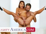 Naughty America – Adriana Chechik Does Anal With Friend's Dad