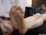 Teen Feet Worship Pt 1