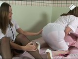 StockingVideos – Nurses In Panties And Nylons