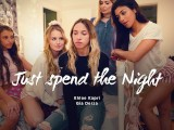 TRUE LESBIAN – Just Spend The Night With Me