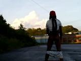 Outdoor Jerk Off…
