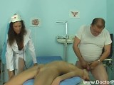 Skinny Teen Cutie Electra Angels Gets Hardcore Urinotherapy By Doctor Piss