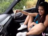 Real Teens – Young Latina Gabriela Lopez POV Sex