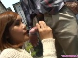 HOTTY SHE GIRL FUCKING A YOUNG BOY LADYBOY IN THE ASS PUBLIC