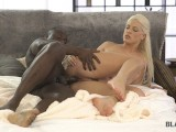 BLACK4K. BBC Enters Juicy Pussy Of Beautiful Young Colleen Blanche