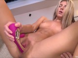 Young Teen Gina Gerson Play With A Sex Toy