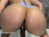 Squat Riding Mixed Girl – TeamSafha
